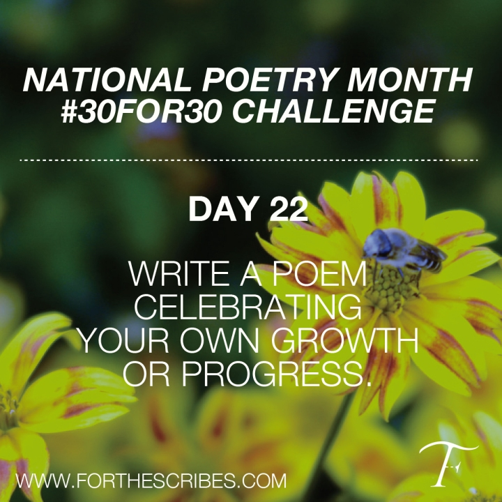 Scribes-April30for30-A