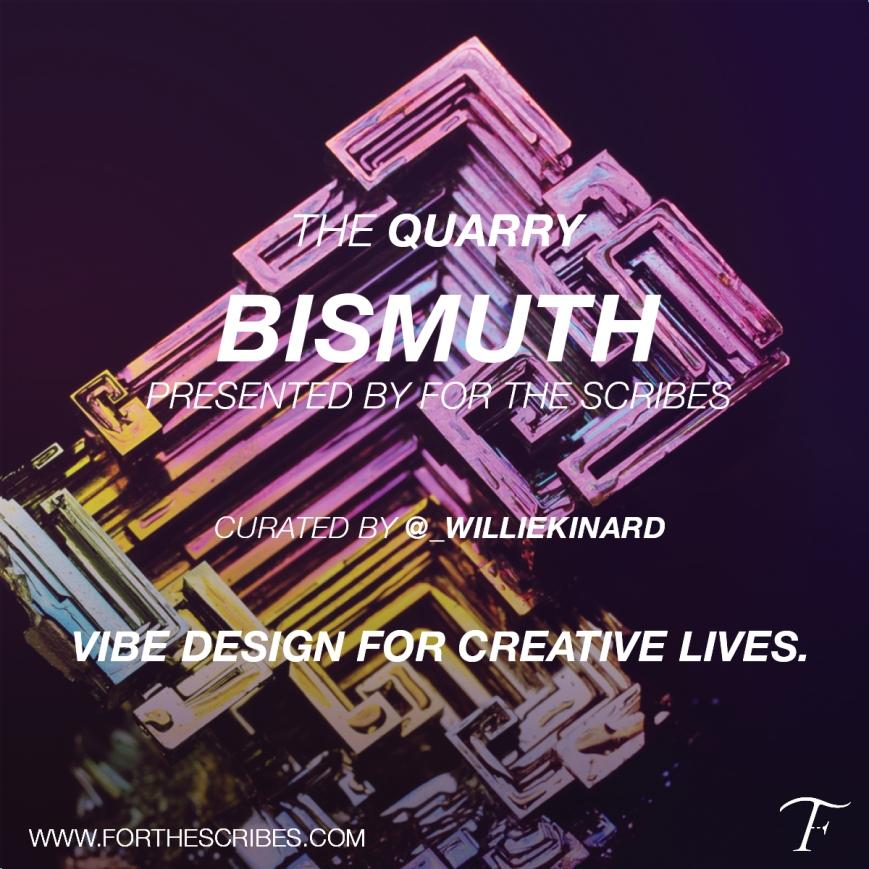Scribes-Bismuth