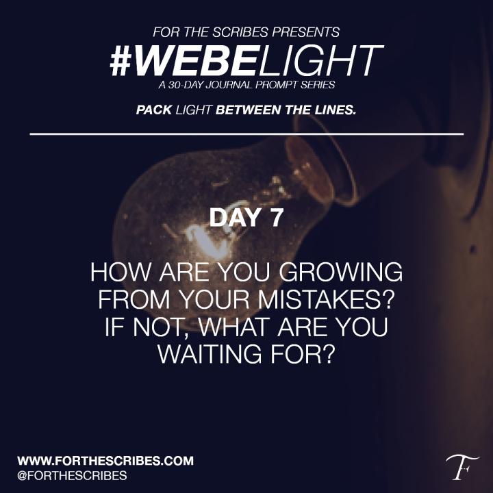 WeBeLightDAY7