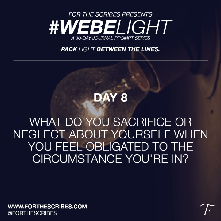 WeBeLightDAY8